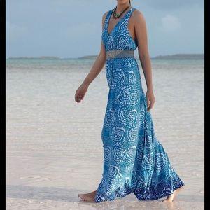 Anthropologie Addison Story Maxi Dress